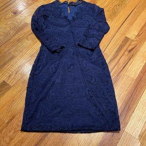 As u Wish Blue Dress